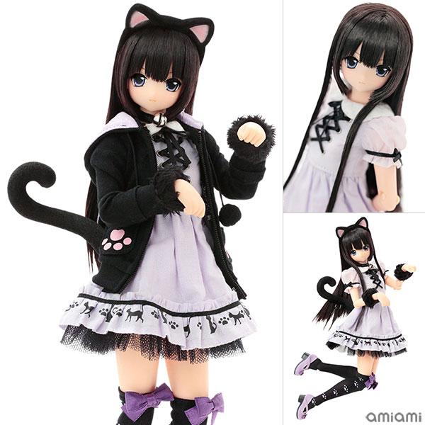 Sarah's a la Mode -meow x meow a la mode- Black Cat / Lycee Complete Doll(Released)(サアラズ ア・ラ・モード ~ミャウミャウ ア・ラ・モード~ くろねこ / リセ 完成品ドール)