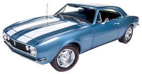 1着でも送料無料 1/18 1967 シェビー カマロ Z28 50th 50th 1/18 Anniversary シェビー (ナンタケットブルー)[アメリカンマッスル]《在庫切れ》, サウスコースト:595a3f72 --- promotime.lt