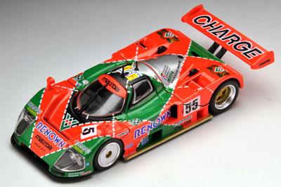 Tomica Limited Vintage Mazda 787B 1991 Le Mans Winner's Car(Released)(トミカリミテッドヴィンテージ マツダ787B 1991 ル・マン優勝車)