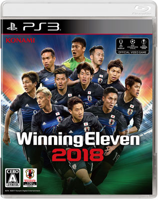 PS3 Winning Eleven 2018(Pre-order)(PS3 ウイニングイレブン 2018)