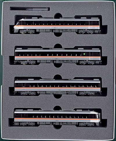 10-1404 キハ85系〈ワイドビューひだ・ワイドビュー南紀〉 4両基本セット(再販)[KATO]【送料無料】《04月予約》
