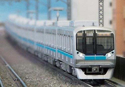 30211 完成品モデル 東京メトロ05系13次車(東西線・第42編成)基本4両編成セット (動力付き)[グリーンマックス]【送料無料】《取り寄せ※暫定》