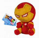 """Mopeez """"Marvel Comics"""" Iron Man(Back-order)(モーピーズ 『マーベル・コミック』 アイアンマン)"""