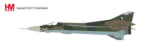 "1/72 MiG-23MF フロッガー ""チェコスロバキア連邦共和国空軍""[ホビーマスター]《取り寄せ※暫定》"