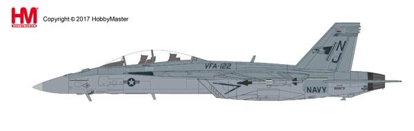 """1/72 F/A-18F スーパーホーネット""""VFA-122 フライングイーグルス""""[ホビーマスター]《在庫切れ》"""