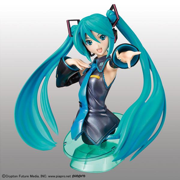 Figure-rise Bust - Hatsune Miku Plastic Model(Released)(フィギュアライズバスト 初音ミク プラモデル)