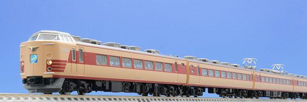 92777 国鉄 183 0系特急電車(6両編成)セット(6両)[TOMIX]【送料無料】《取り寄せ※暫定》