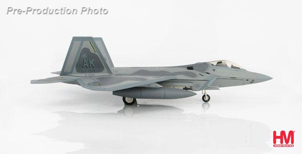 "1/72 F-22 ラプター ""第90戦闘飛行隊 ペア・オー・ダイス""[ホビーマスター]《在庫切れ》"