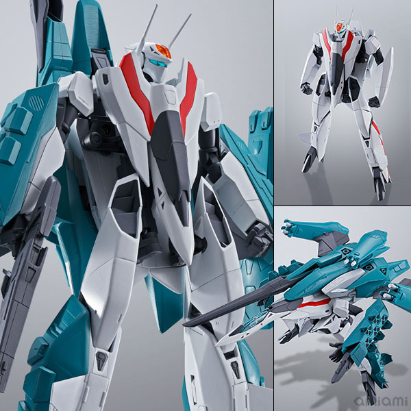 "HI-METAL R VF-2SS Valkyrie II +SAP (Silvie Gena Custom) ""The Super Dimension Fortress Macross II: Lovers Again""(Released)(HI-METAL R VF-2SS バルキリーII +SAP(シルビー・ジーナ機) 『超時空要塞マクロスII -LOVERS AGAIN-』)"