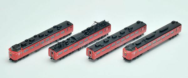 98251 JR 485系特急電車(MIDORI EXPRESS)セットB(4両)[TOMIX]【送料無料】《取り寄せ※暫定》