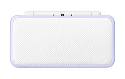 Newニンテンドー2DS LL ホワイト×ラベンダー[任天堂]【送料無料】《発売済・在庫品》