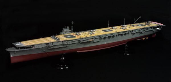1/350 艦船モデルSPOT 旧日本海軍航空母艦 翔鶴(開戦時/搭載機実数63機付き) プラモデル[フジミ模型]《取り寄せ※暫定》