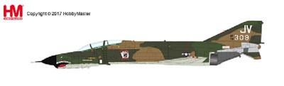 """1/72 F-4E ファントムII""""エル・トロ・ブラボー""""[ホビーマスター]《在庫切れ》"""