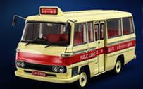 新品?正規品  1/43 香港パブリック ライトバス 14席仕様 80年代 レッド[TINY]《在庫切れ》, ヒマラヤ 82764619