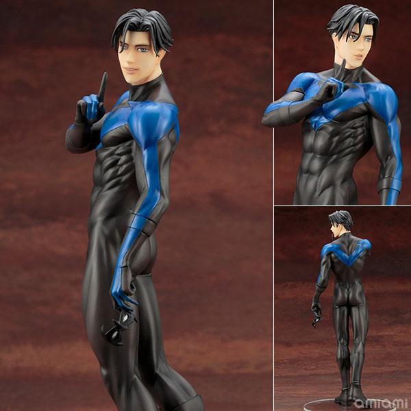Картинки по запросу Ikemen Statues - DC Comic's - 1/7 Scale Nightwing