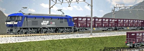 10-028 Nゲージスターターセット・スペシャル EF210コンテナ列車[KATO]【送料無料】《取り寄せ※暫定》