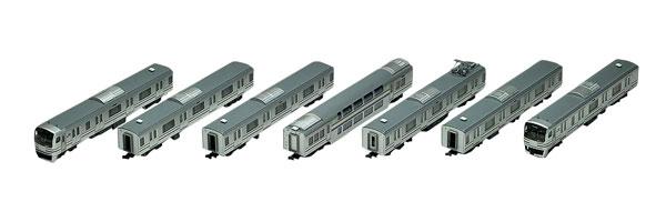 98633 JR E217系近郊電車(4次車・旧塗装)基本セットA(7両)[TOMIX]【送料無料】《取り寄せ※暫定》