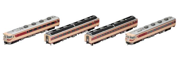 HO-9032 国鉄 キハ181系特急ディーゼルカー基本セット(4両)[TOMIX]【送料無料】《在庫切れ》