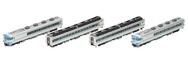 HO-9034 JR キハ181系特急ディーゼルカー(JR四国色)基本セット(4両)[TOMIX]【送料無料】《在庫切れ》