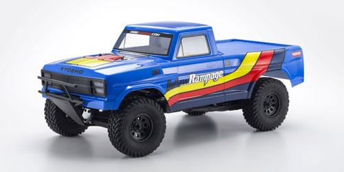 1/10 2WD 2RSA r/s アウトローランページ T2(再販)[京商]【送料無料】《11月仮予約》
