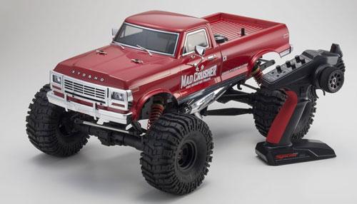 GP MT-4WD r/s マッドクラッシャー レディセット[京商]【送料無料】《在庫切れ》