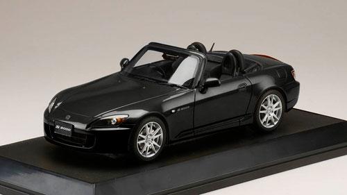 1/18 ホンダ S2000 (AP1-200) ベルリナブラック[ホビージャパン]【送料無料】《08月予約※暫定》