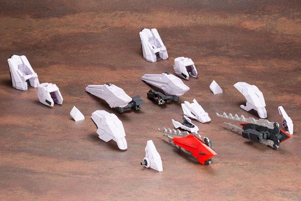 HMM ZOIDS 1/72 Berserk Fuhrer's Sturm Unit Plastic Model(Pre-order)(HMM ゾイド 1/72 バーサークフューラー専用 シュトゥルムユニット プラモデル)