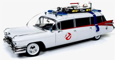 1/21 1959 キャディラック ゴーストバスターズ Ecto-1[アメリカンマッスル]《取り寄せ※暫定》