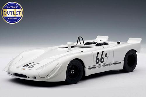 1/18 ポルシェ 908/2 ホルトヴィル 優勝 1970 #66(S.マックイーン)[オートアート]《取り寄せ※暫定》