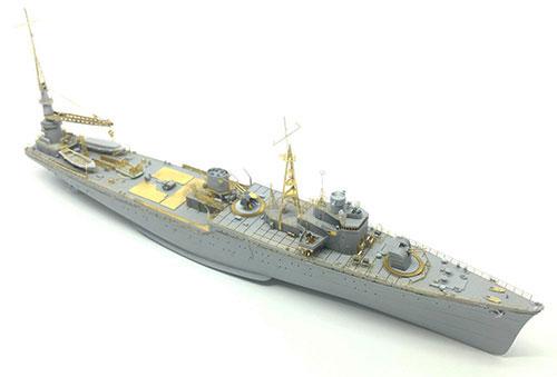 1/350 日本海軍・水上機母艦「秋津洲」1942レジンキットPE・大艇付[スノーマンモデル]【送料無料】《在庫切れ》