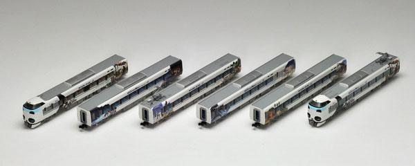 98987 〈限定品〉JR 98987 287系特急電車(パンダくろしお・Smileアドベンチャートレイン)(6両)[TOMIX] 〈限定品〉JR【送料無料】《取り寄せ※暫定》, 超安い品質:f464fa0e --- pecta.tj