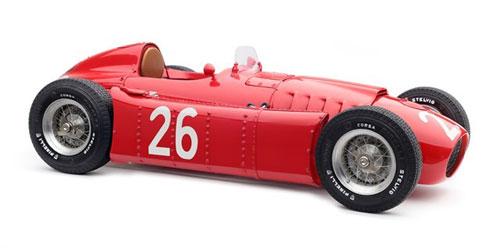 1/18 ランチア D50 1955 モナコGP #26 Alberto Ascari[CMC]【送料無料】《在庫切れ》