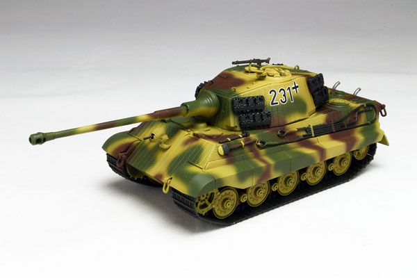 King Tiger Kit ITALERI 1:56 IT15765 Miniature