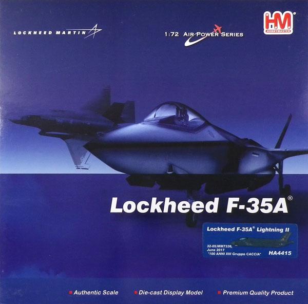 "1 F-35A/72 F-35A 第13飛行隊 1/72 ライトニングII""イタリア空軍 第13飛行隊 創設100周年記念塗装""[ホビーマスター]《取り寄せ※暫定》, ショップトレード:b4ebc0e0 --- economiadigital.org.br"
