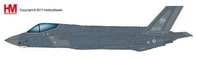 """1/72 F-35A ライトニングII""""イタリア空軍 第13飛行隊""""[ホビーマスター]《取り寄せ※暫定》"""