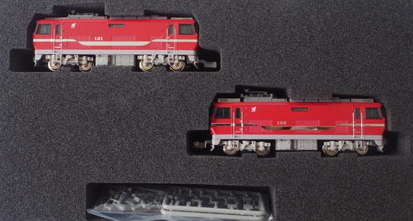 30743 名鉄EL120形電気機関車 2両(M+M)セット(動力付き)[グリーンマックス]【送料無料】《発売済・在庫品》