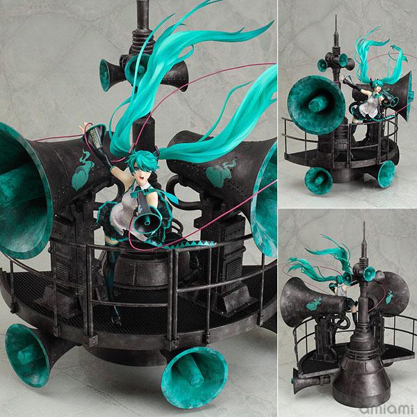 キャラクターボーカルシリーズ01 初音ミク 恋は戦争ver. DX 1/8 完成品フィギュア(再販)[グッドスマイルカンパニー]《12月予約》
