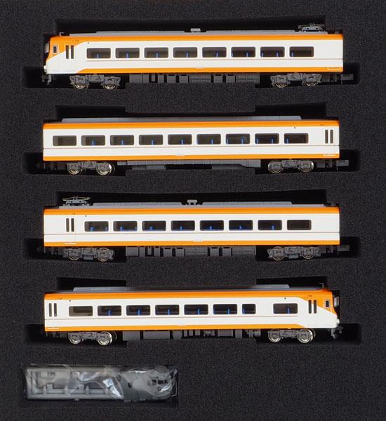 30745 近鉄12410系(12415編成・新塗装)4両編成セット(動力付き)[グリーンマックス]【送料無料】《発売済・在庫品》