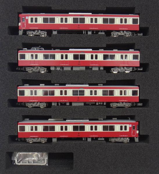 50601 西武9000系 幸運の赤い電車(RED LUCKY TRAIN・ヘッドマーク無し) 基本4両編成セット(動力付き)[グリーンマックス]【送料無料】《発売済・在庫品》