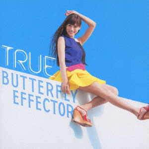 "CD TRUE / TV Anime ""Hinalogic -from Luck & Logic-"" OP Theme Song ""BUTTERFLY  EFFECTOR""(Back-order)(CD TRUE / TVアニメ『ひなろじ~from Luck & Logic~』OP主題 ..."