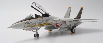1/72 F-14A アメリカ海軍 VF-33 スターファイターズ AB201 #159428[Calibre Wings]【送料無料】《08月予約※暫定》