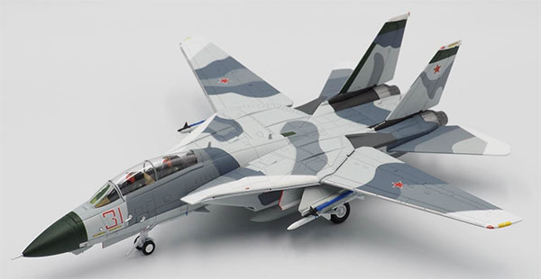 1/72 F-14A アメリカ海軍 VF-126 バンディッツ Red 31 #159855[Calibre Wings]【送料無料】《04月予約※暫定》