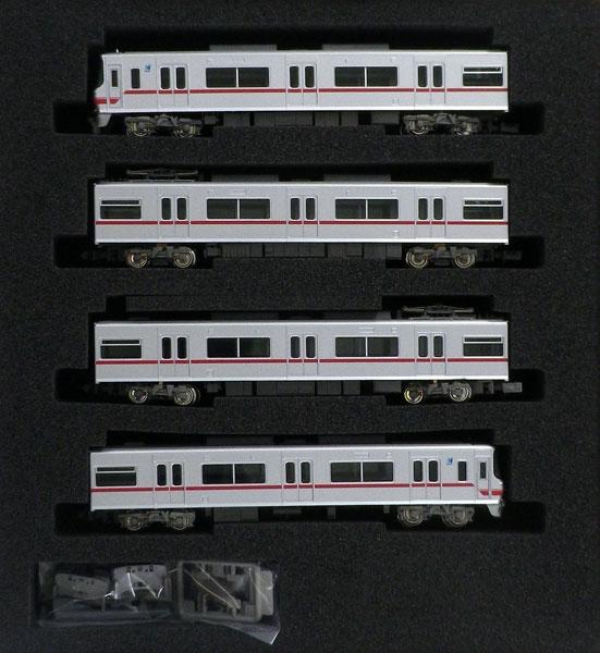 30253 名鉄5000系(ボルスタ付き台車編成)4両編成セット(動力付き)[グリーンマックス]【送料無料】《取り寄せ※暫定》