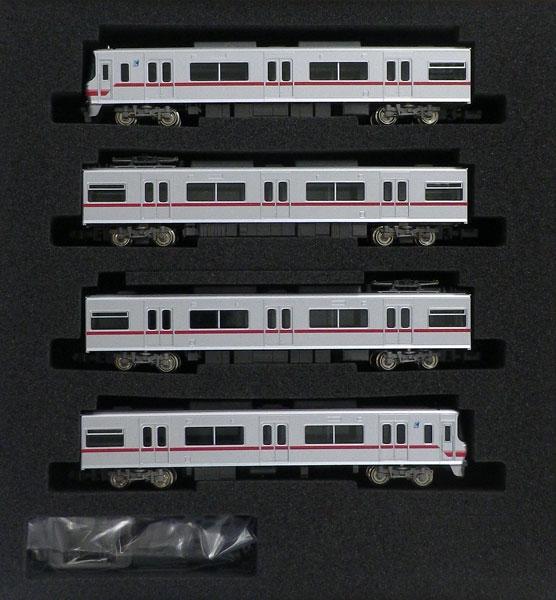 30254 名鉄5000系(ボルスタレス台車編成)4両編成セット(動力付き)[グリーンマックス]【送料無料】《発売済・在庫品》