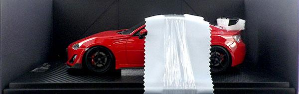 1/18 トヨタ TRD 86 14R Pure Red[ONEMODEL]【送料無料】《11月予約※暫定》