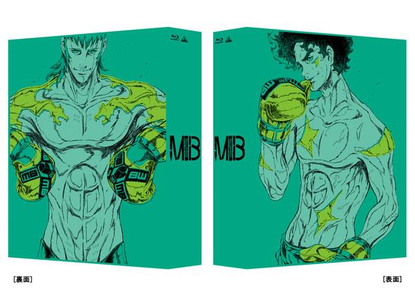 BD 「あしたのジョー」連載開始50周年企画 メガロボクス Blu-ray BOX 3 特装限定版〈最終巻〉[バンダイナムコアーツ]《取り寄せ※暫定》