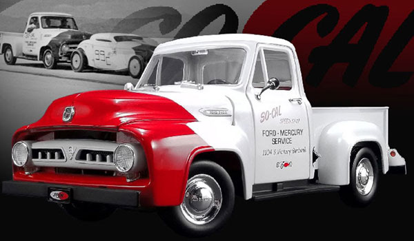 1/18 1953 Ford F-100 So-Cal Speed Shop Truck[ACME]《11月仮予約》