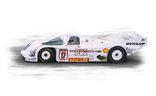 1/18 ポルシェ 962 C 1987年Supercup 優勝 H.-J.Stuck[ノレブ]《11月仮予約》