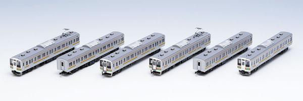 98646 JR 211 3000系近郊電車(高崎車両センター・6両編成)セット(6両)[TOMIX]【送料無料】《発売済・在庫品》