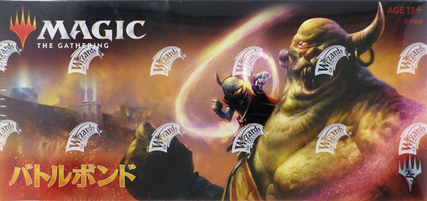 マジック:ザ・ギャザリング バトルボンド 日本語版 ブースター 36パック入りBOX[Wizards of the Coast]《在庫切れ》
